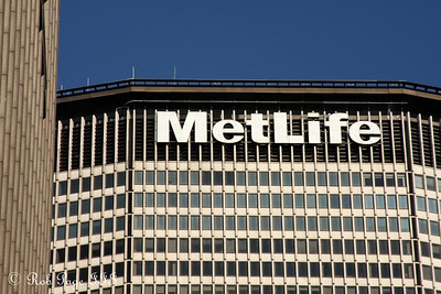 The MetLife Building - New York, NY ... November 28, 2008 ... Photo by Rob Page III