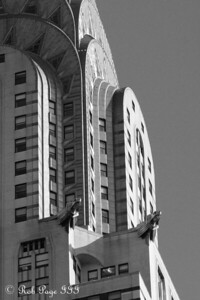 The Chrysler Building - New York, NY ... November 28, 2008 ... Photo by Rob Page III