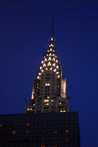 The Chysler Building - New York, NY ... December 16, 2006 ... Photo by Rob Page III