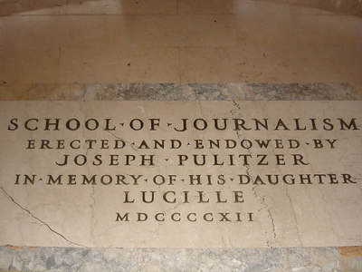 Columbia School of JJournalism - New York, NY ... January 3, 2006 ... Photo by Rob Page III