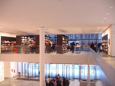 Inside the MOMA - New York, NY ... January 4, 2006 ... Photo by Rob Page III