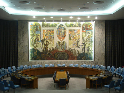 The Security Council of the United Nations - New York, NY ... January 2, 2006 ... Photo by Rob Page III