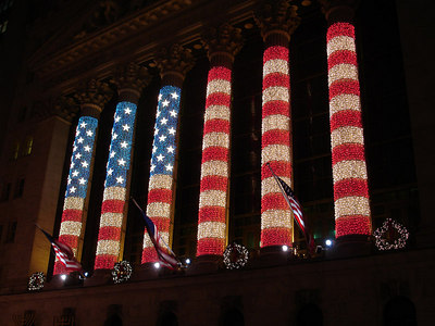 The New York Stock Exchange - New York, NY ... January 4, 2006 ... Photo by Rob Page III