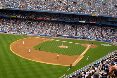 Yankee Stadium - New York, NY ... June 10, 2007 ... Photo by Rob Page III