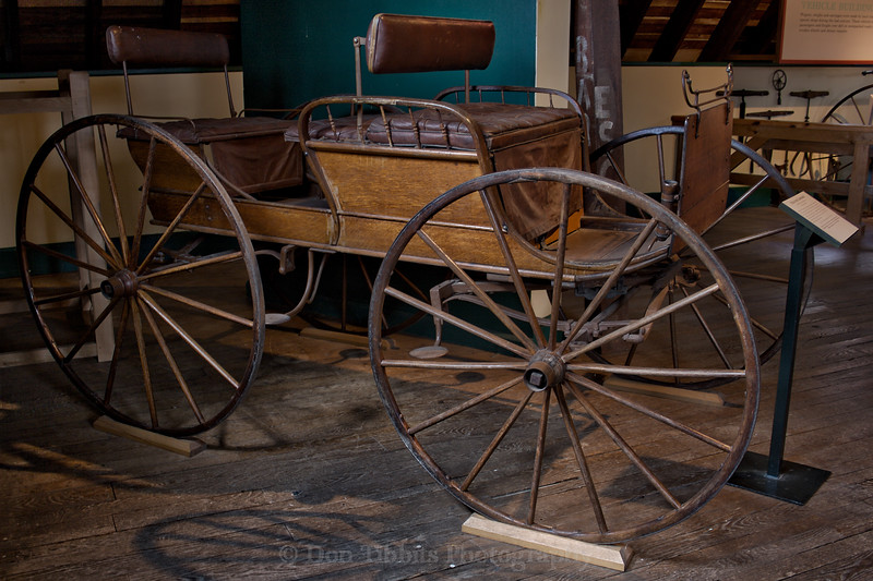 Farmers Museum. Cooperstown, New York