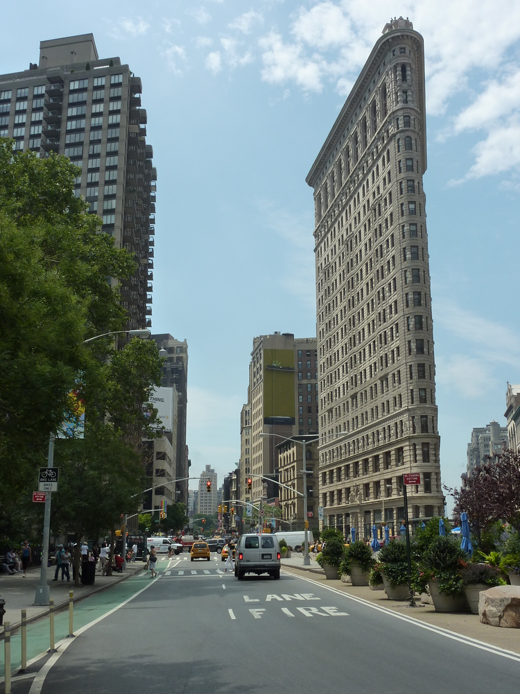 Broadway and Flatiron