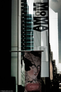 Entrance to MOMA