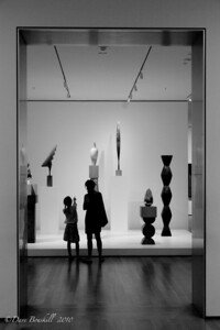 A learning experience at MOMA