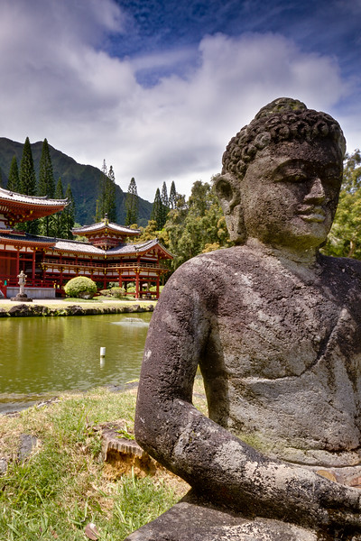 The Buddha of Byodo-in