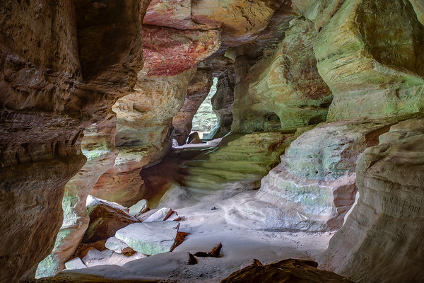 Week 22 - Rock House, Hocking Hills SP