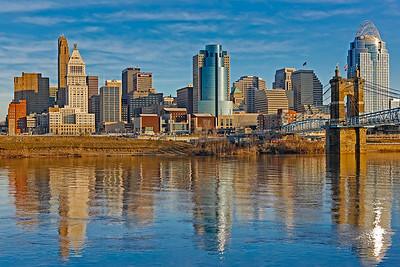 Week 9 - Chilly in Cincinnati