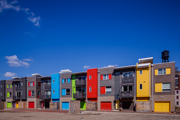 Week 13 - Canal Block Row Houses