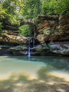 Week 20 - Upper Falls, Old Mans Cave
