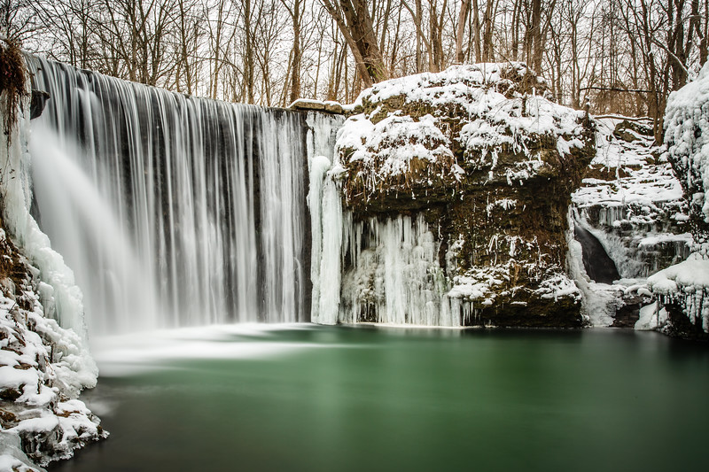 Week 3 - Cedar Cliff Falls