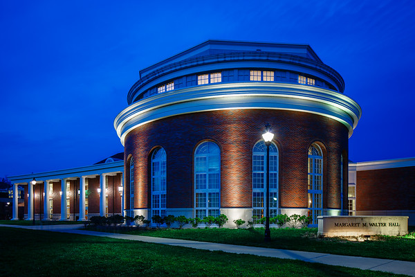 Week 14 - Ohio University's Walter Hall Rotunda