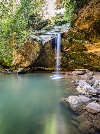 Week 18 - Old Mans Cave - Lower Falls