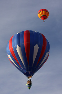 Multiple Balloons - Chagrin Falls, OH ... May 25, 2008 ... Photo by Rob Page III