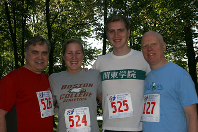 The Runners - Chagrin Falls, OH ... May 26, 2008 ... Photo by Joyce Page