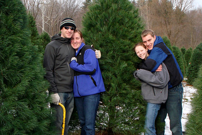 We found the tree - Novelty, OH ... December 22, 2007