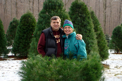 Enjoying the outing - Novelty, OH ... December 22, 2007