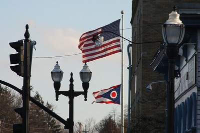 Chagrin Falls, OH ... December 21, 2008 ... Photo by Bob Page Jr.