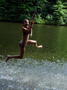 Enjoying the summer ... June 9, 2005