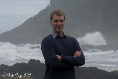 The sounds of the sea - Cape Perpetua, Yachats, Oregon ... June 18, 2012 ... Photo by Emily Page