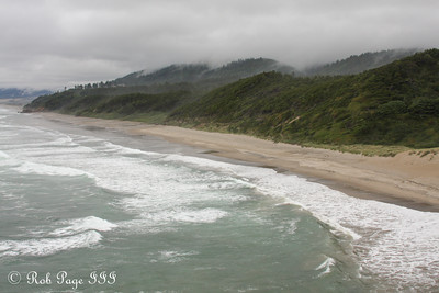 The Oregon Coast at Cape Kiwanda - Pacific City, OR ... June 17, 2012 ... Photo by ROb Page III