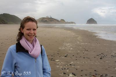 The Oregon Coast at Cape Kiwanda - Pacific City, OR ... June 17, 2012 ... Photo by Rob Page III
