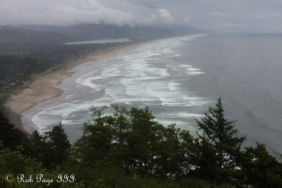 Along the Oregon Coast - June 19, 2012