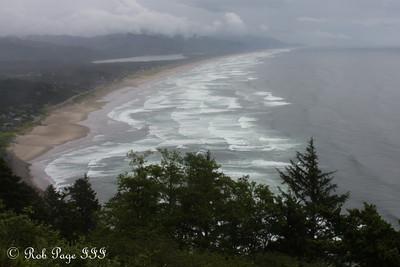 Along the Oregon Coast - June 19, 2012