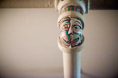 Pipe art at McMenamins Edgefield