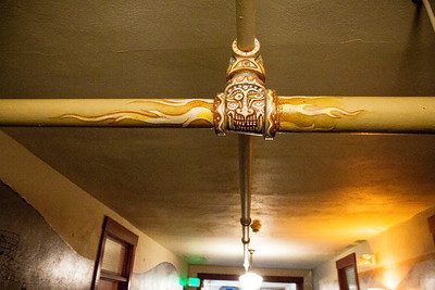 Pipe art at McMenamins Edgefield