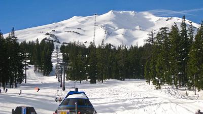 Mt. Bachelor, Oregon