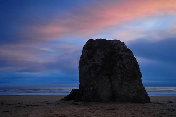 Rock of Pismo Beach