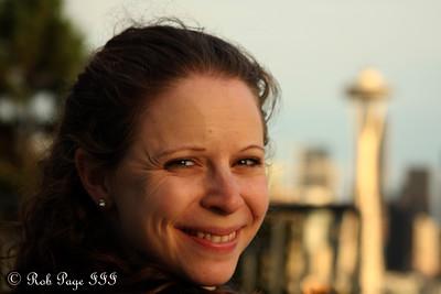 Emily - Seattle, WA ... April 12, 2015 ... Photo by Rob Page III
