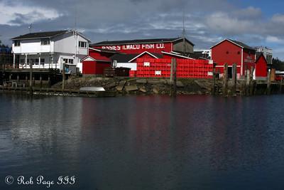 Jessies Ilwaco Fish Company - Ilwaco, WA ... April 6, 2015 ... Photo by Rob Page III