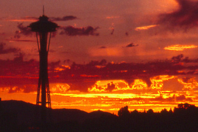 Seattle, Washington ... July 2000