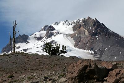 Mt. Hood - Mt. Hood, OR ... June 27, 2007 ... Photo by Nicole Page