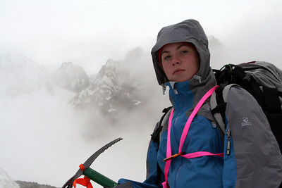 The serious climber - Mt. Hood, OR ... June 28, 2007