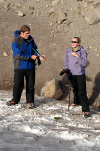 Heather and John - Mt. Hood, OR ... June 27, 2007 ... Photo by Rob Page III