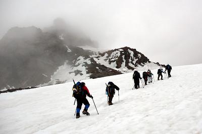 Mt. Hood - The Ascent
