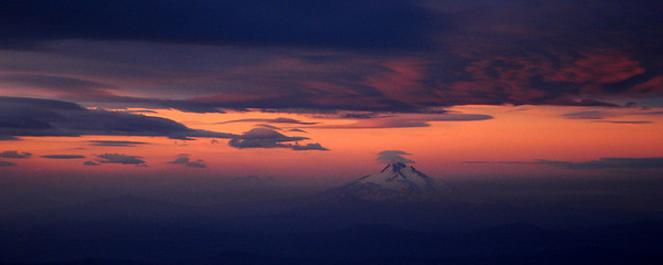 Mt. Jefferson - Mt. Hood, OR ... June 28, 2007 ... Photo by Rob Page III