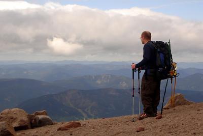 Mt. Hood - The Descent