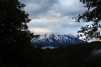 Mt. St. Helens, WA ... June 29, 2007 ... Photo by Rob Page III