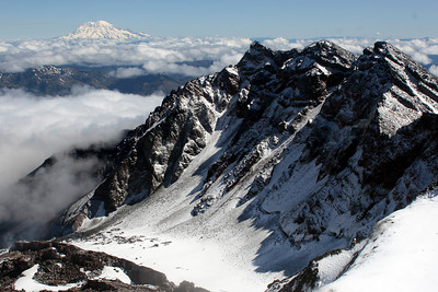 Mt. St. Helens, WA ... June 30, 2007 ... Photo by Rob Page Jr.