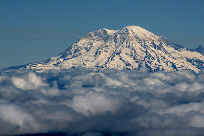 Mt. Rainier - Mt. St. Helens, WA ... June 30, 2007 ... Photo by Rob Page Jr.