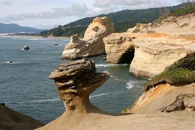 The coast - Oregon ... July 2, 2007 ... Photo by Rob Page Jr.