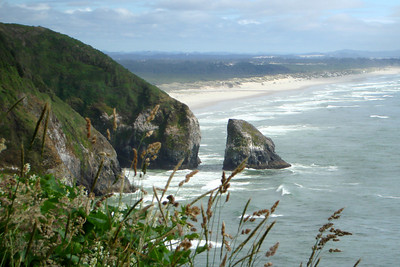 Along the coast - Oregon ... July 2, 2007 ... Photo by Rob Page Jr.