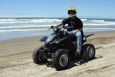 Dune-buggying - Oregon ... July 2, 2007 ... Photo by Rob Page, Jr.